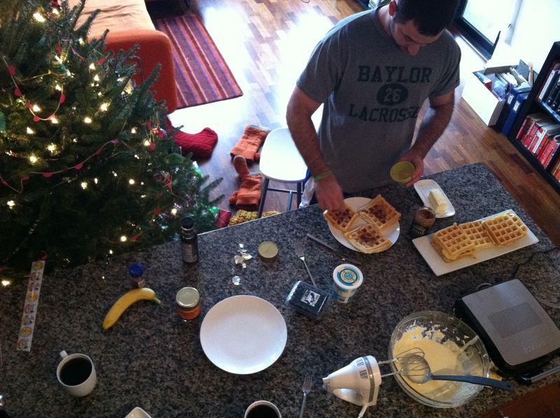 Molly-porter-chirstmas-morning-waffles