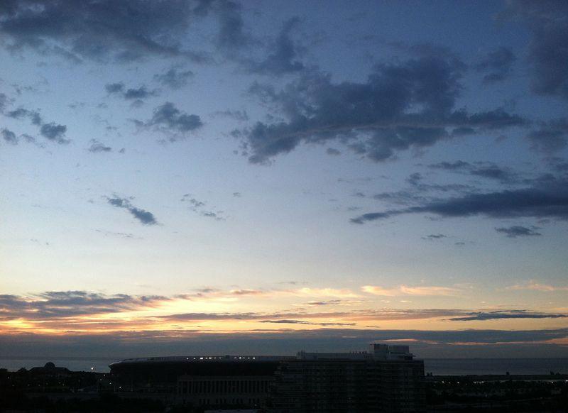 Snapshots-sunrise